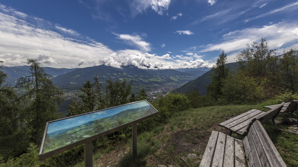 Plose mountain panorama - 11